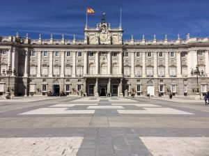 Royal Palace Madrid