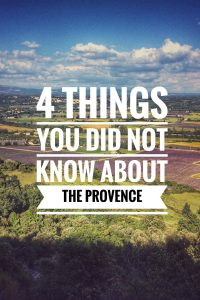 4 things you did not know about the provence