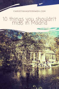 10 must-do things in Madrid