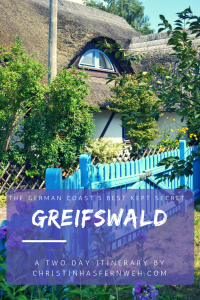 2 day itinerary Greifswald