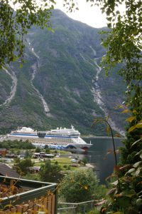 Norway shore excursions