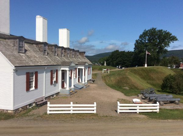 Fort Anne, Annapolis Royal