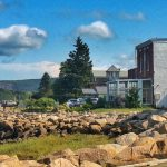 A self-guided walking tour of Annapolis Royal, NS, Canada