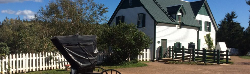 Green Gables Heritage Place, pE, Canada
