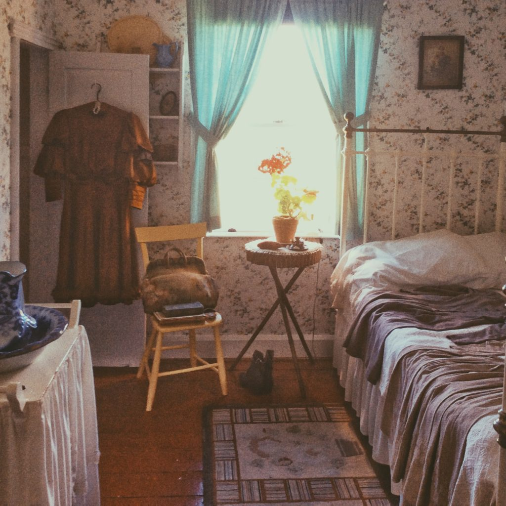 Anne's room at Green Gables