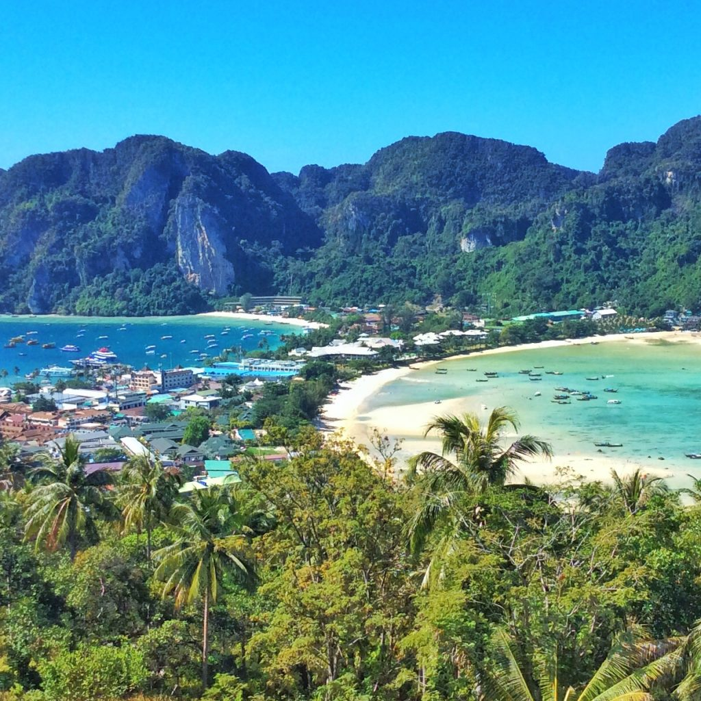 A day away from Tourist crowds on Kho Phi Phi