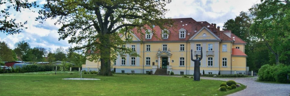Germany road trip of historic mansions