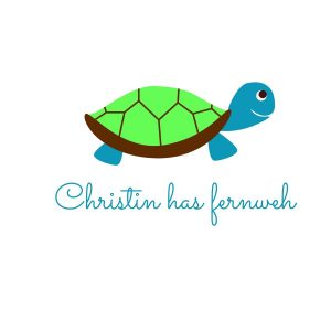 Christin has fernweh logo