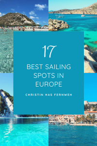 best sailing spots in Europe_Pinterest Graphic