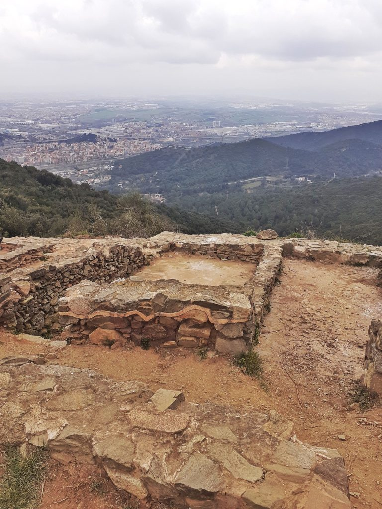view from Puig Castellar