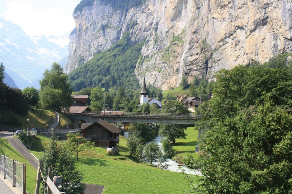 lauterbrunnen_best camping destinations