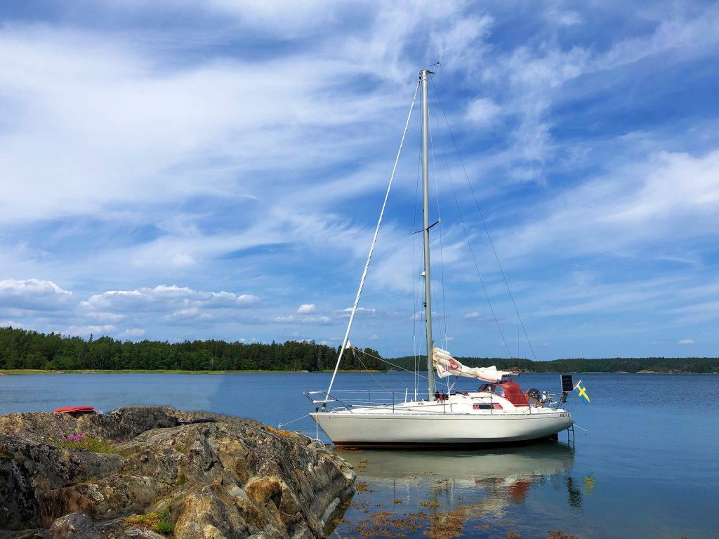 Stockholm Archipelago sailing_things to do in Sweden outdoors