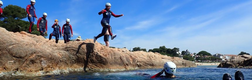 Review: Coasteering at the Costa Brava, Spain