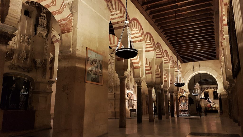 Cordoba mosque cathedral Meet Me In Departures