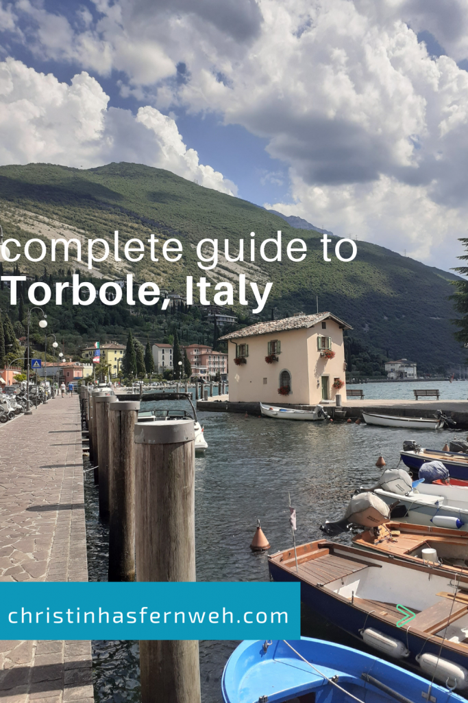 complete guide to Nago-Torbole Italy pin
